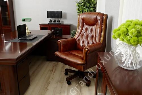 Ufficio tavolo e sedia