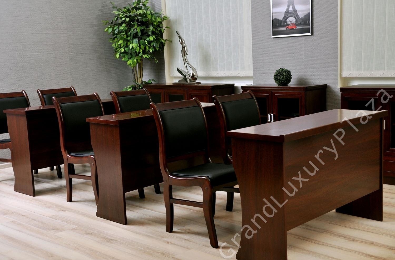Piccolo Ufficio In Casa : Scrivania tavolo ufficio studio presidenziale direzionale porta pc