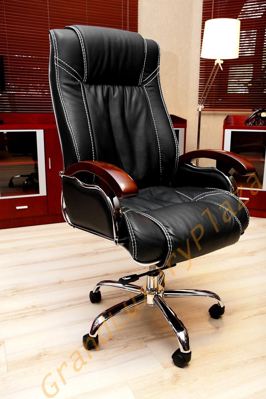 Poltrona sedia presidenziale direzionale pelle ufficio for Sedie ufficio online