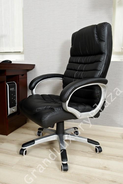 Sedia da ufficio con seduta imbottita