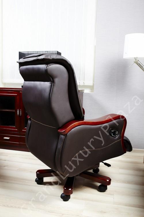 Poltrona sedia presidenziale direzionale pelle ufficio for Sedie ufficio roma