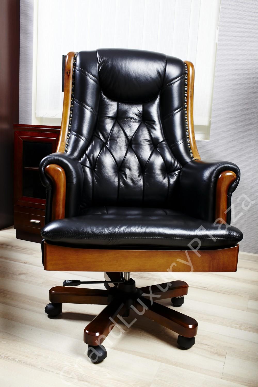 Poltrona sedia presidenziale direzionale pelle ufficio for Poltrona scrivania design