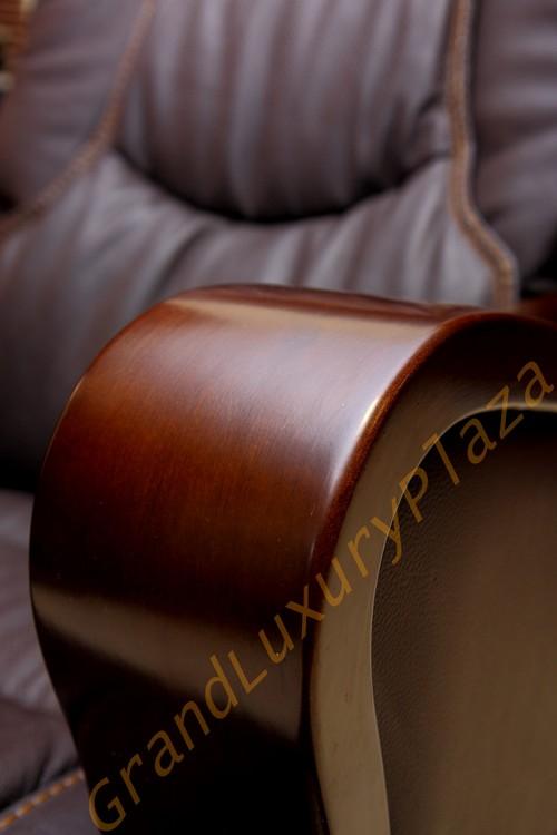 Brown braccioli in legno