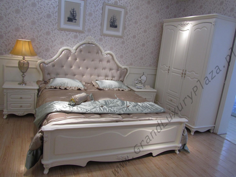 Chambre coucher lit lattes cadre de lit l gant blanc 1 for Temperature chambre a coucher