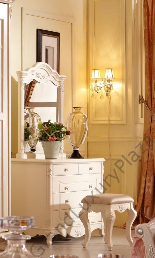 meuble coiffeuse les bons plans de micromonde. Black Bedroom Furniture Sets. Home Design Ideas
