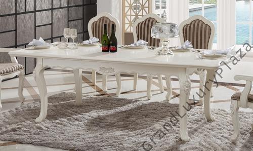 Tavoli Da Pranzo Di Lusso.Tavolo Da Pranzo Allungabile Serie Bella 936 Grand Luxury Plaza
