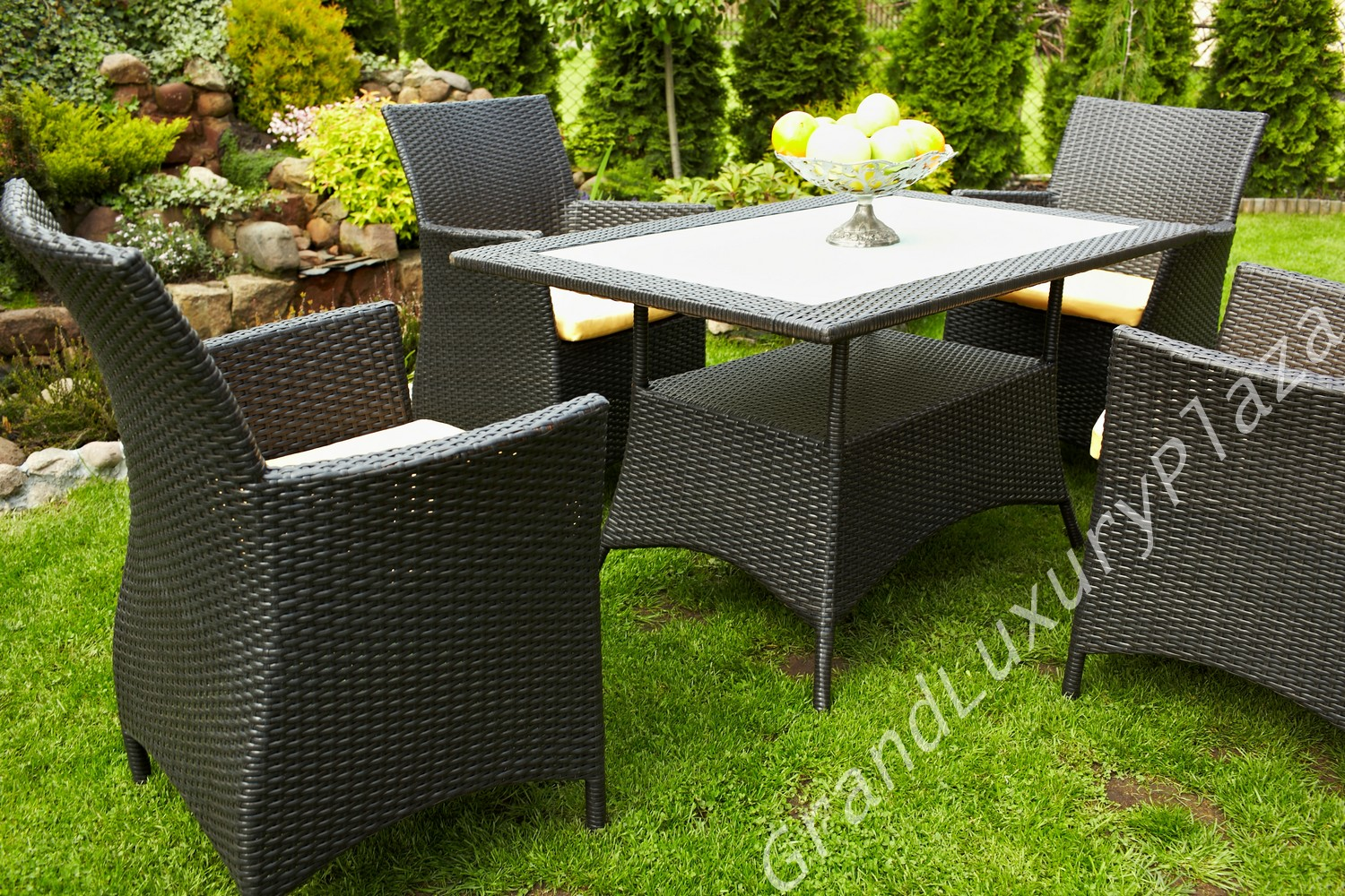 gartenm bel rattan restaurantm bel rattan m bel polyrattan torino 3049 stuhl ebay. Black Bedroom Furniture Sets. Home Design Ideas