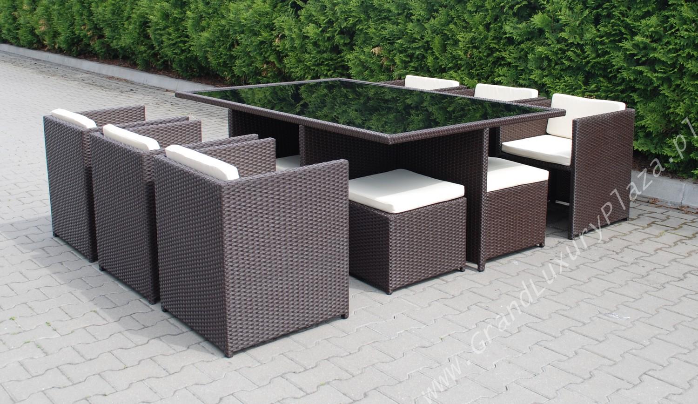 Meble Ogrodowe Technorattan Stoł 8 Krzeseł Komplet : DS111x0225x1500xwwwx2JPG