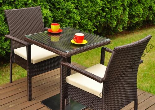 Mobili in vimini per esterno design casa creativa e for Arredo giardino vimini