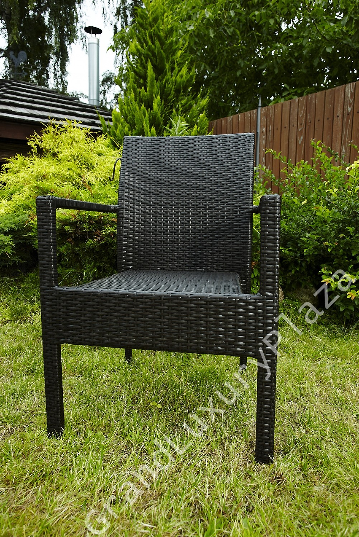 gartenm bel rattan restaurantm bel m bel technorattan st hle verona 3049 ebay. Black Bedroom Furniture Sets. Home Design Ideas