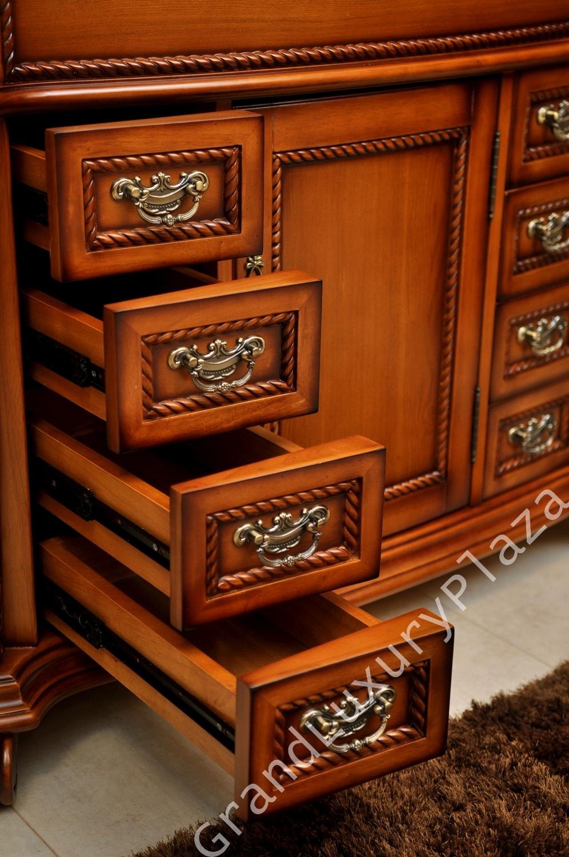 ręcznie rzeźbione meble �azienkowe seria prestige f77