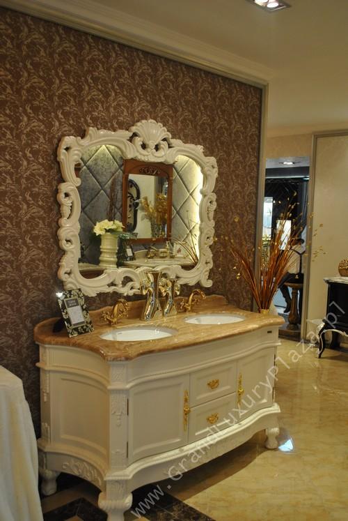 Meuble sous vasque vier salle de bains wc design c ramique bois versalles - Mobilier de salle de bain en bois ...